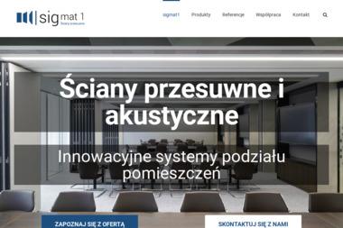 Sigmat1 Alojzy Zając - Meble biurowe i do pracowni Mysłowice