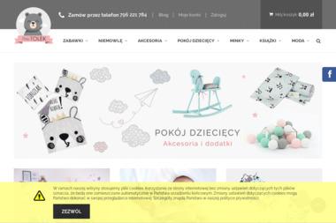 Gabinet Terapii Dziecięcej TOLEK - Sklep internetowy Bielsko-Biała