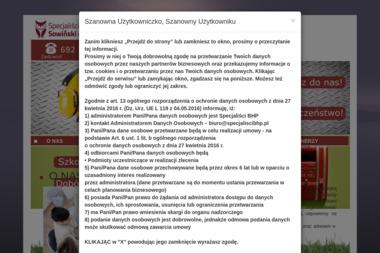 JTS Engineering Sp. z o.o. - Murowanie ścian Bydgoszcz