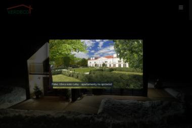 Verdeco Domy Ekologiczne Sp. z o.o. - Budowa domów Kolbudy