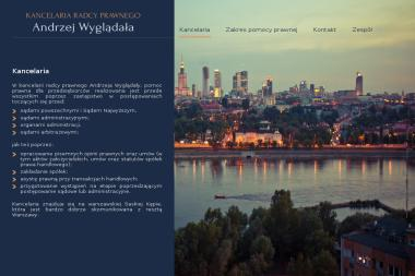 Kancelaria radcy prawnego Andrzej Wyglądała - Porady Prawne Warszawa