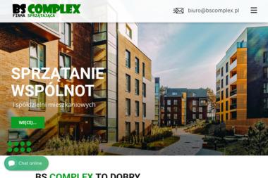 BS COMPLEX Firma Sprzątająca Bydgoszcz - Sprzątanie biur Bydgoszcz