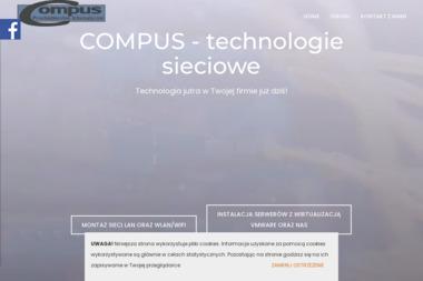 Przedsiębiorstwo Informatyczne Compus Piotr Nowicki - Internet, Hosting, Domeny Nakło nad Notecią
