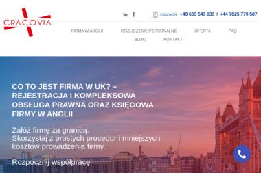 CRACOVIA LTD - Obsługa prawna firm Kraków