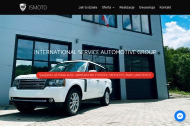 ISMOTO - Akcesoria motoryzacyjne Limanowa