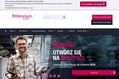 MONOLIT Marceli Purgal - Leasing Mstów