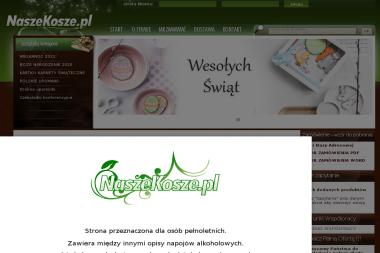 Smak Polskiej Tradycji - Kosz Okolicznościowy Brwinów