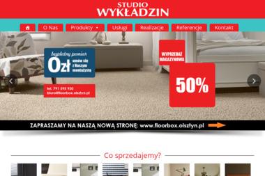 Komfortowe Podłogi Sp. z o.o. Sp. K - Remonty biur Olsztyn