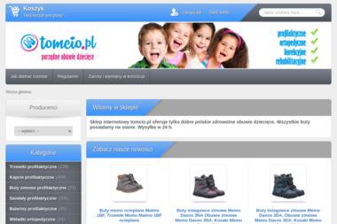 tomcio.pl - Obuwie dla dzieci i młodzieży Katrynka