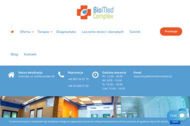 Biomedcomplex - Medycyna naturalna Świętochłowice