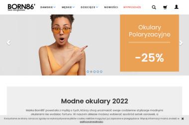 BORN86 - Najlepsze okulary w sieci - Okulary i soczewki Kluczbork