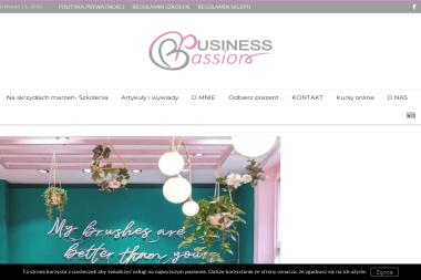 Business Passion - Szkolenia sprzedażowe Kielce