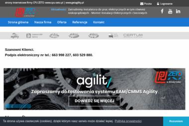 CPU ZETO - Alarmy Jelenia Góra