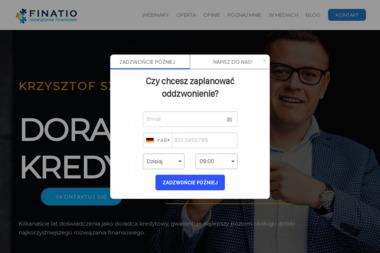 Finatio Krzysztof Szymański - Doradca finansowy Kielce