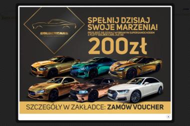 Walter Karpiński Golden Cars - Firma transportowa Bielsko-Biała