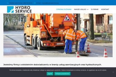 Hydro Service - Przyłącza Wodociągowe Otwock