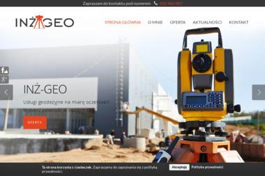 Inż-Geo Rafał Kaczmarczyk - Geodeta Szczecin