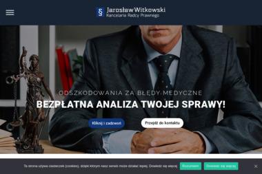 Jarosław Witkowwki Radca Prawny - Kancelaria Prawna Pruszków