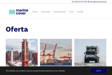 MarineCover sp. z oo - Usługi Dekarskie Gdynia