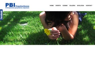 PBI Spółka Jawna - Wywóz Gruzu Częstochowa