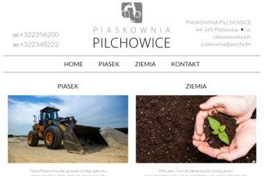 Piaskownia - Piasek Pilchowice