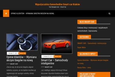Wypożyczalnia Samochodów Kraków Smart-car - Wypożyczalnia Samochodów Kraków