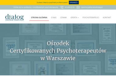 Centrum Terapii Dialog - Seksuolog Warszawa