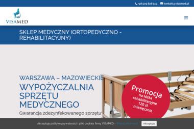 Sklep rehabilitacyjny VISAMED - Sprzęt rehabilitacyjny Warszawa