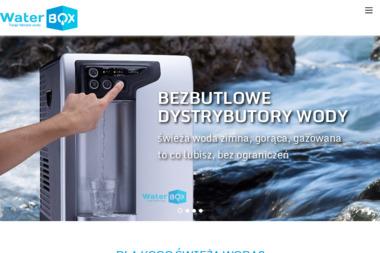 WaterBOX - Woda z Dystrybutora Wrocław
