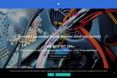 Abikomp Serwis - Naprawa komputerów Strzelin