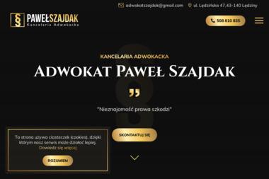 Kancelaria Adwokacka Adwokat Paweł Szajdak - Adwokat Lędziny