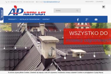 Artplast - Montaż oświetlenia Bielsko-Biała