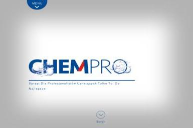 CHEMPRO Profesjonalne środki czystości - Czyszczenie przemysłowe Piła