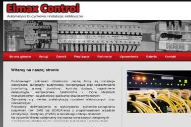 Elmax Control - Firma IT Chełmiec