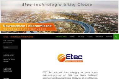 Etec Sp. z o.o - Elektryk Olkusz