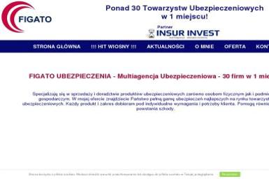 """""""Figato"""" pośrednictwo ubezpieczeniowo-finansowe Beata Szymańska-Tomczyk - Ubezpieczenie firmy Sochaczew"""