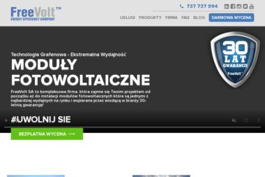 FreeVolt - Energia odnawialna Bydgoszcz