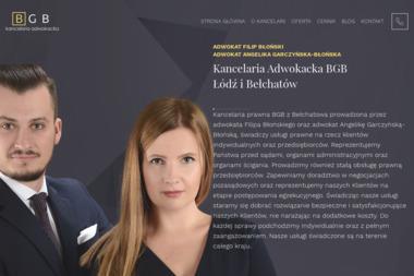 Kancelaria Adwokacka BGB - Adwokat  Łódź