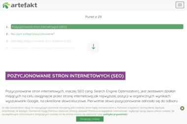 Agencja Reklamowa Korsu Kalisz - Sklep internetowy Kalisz