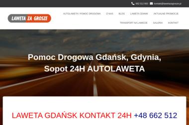 Laweta Za Grosze - Transport samochodów z zagranicy Gdańsk