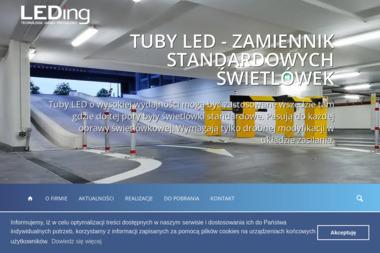 LEDING.EU Sp. z o.o. - Montaż Oświetlenia Bydgoszcz