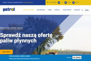 PETROL Sp. z o.o. - Dostawca Gazu Kąty Wrocławskie