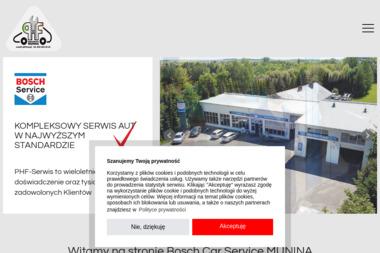 Zakład Samochodowy PHF Serwis Sp. z o,o. - Firma transportowa Munina