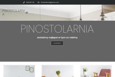 PINOSTOLARNIA - Meble Pod Wymiar Otrębusy
