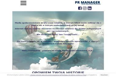 PR Manager - Marketing bezpośredni Wrocław