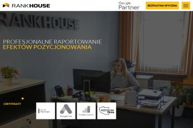 RankHouse S.C. - Reklama internetowa Gliwice