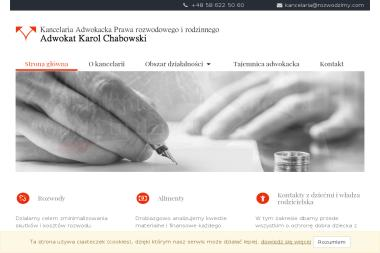 Kancelaria Adwokacka Adwokat Karol Chabowski - Adwokat Gdynia