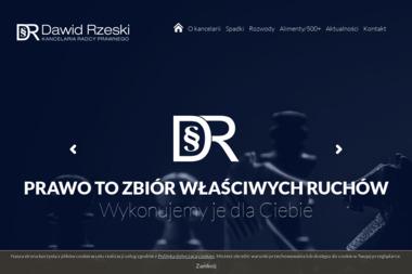 Kancelaria Radcy Prawnego Dawid Rzeski - Adwokat Żnin