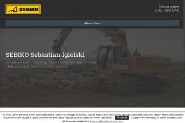 SEBIKO Sebastian Igielski - Budownictwo Nowe Miasto Lubawskie