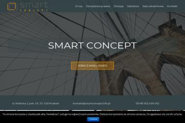 Smart Concept sp. z o.o. - Biznes Plan Kraków